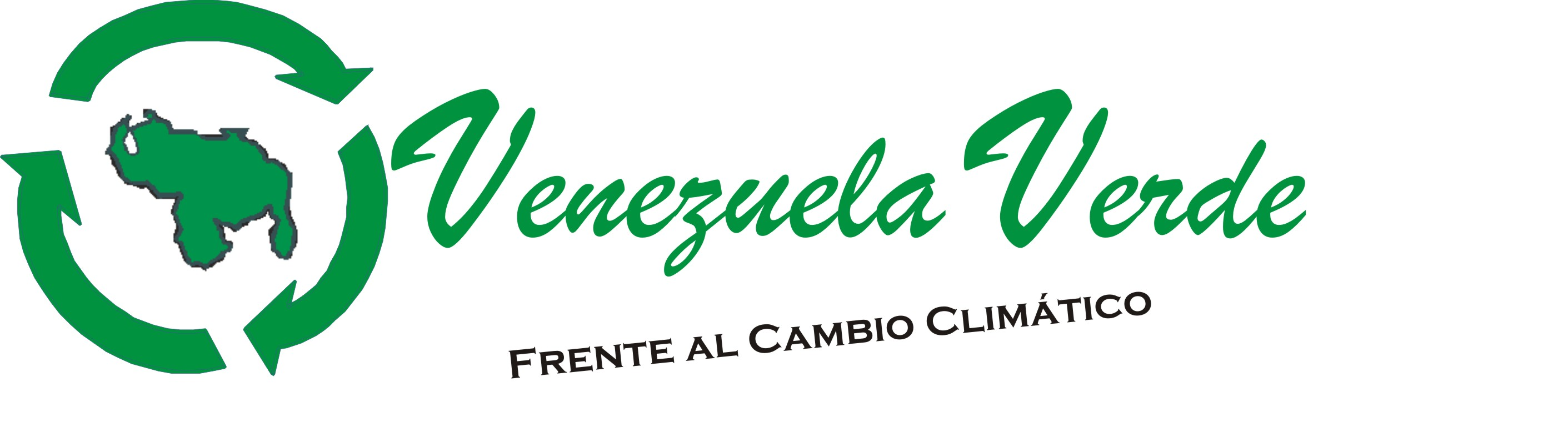 primer logo de Venezuela Verde