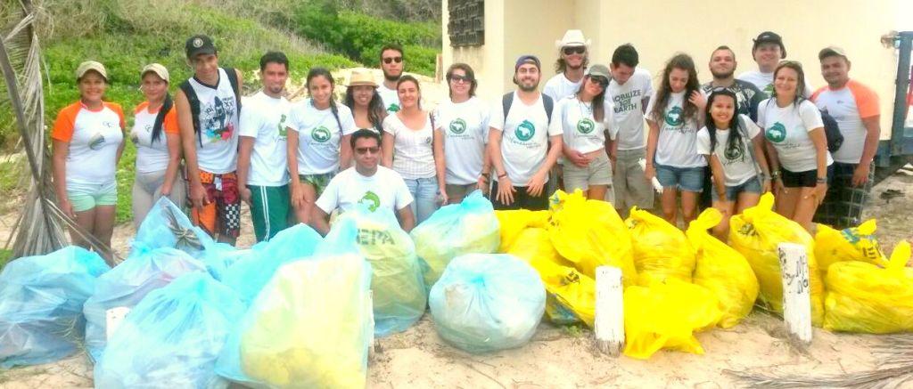 dia mundial de playas Venezuela verde