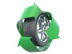 reciclaje caucho