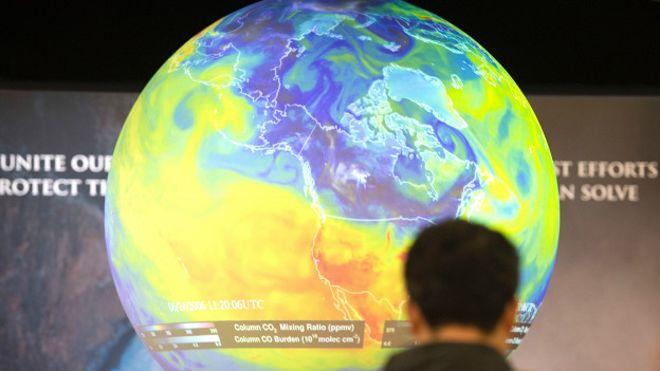 cambio climatico francia