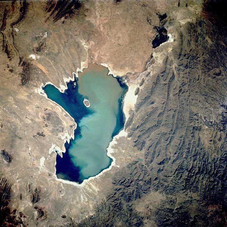 bolivia lago