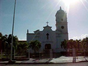 Iglesia Nuestra Señora del Carmen, Higuerote.