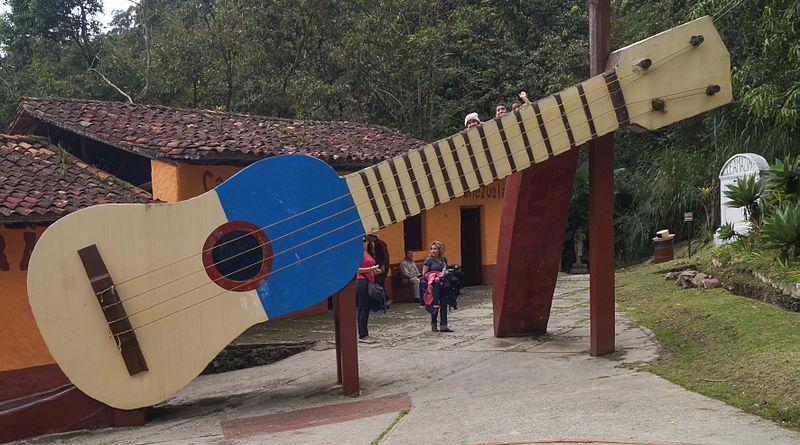 Cuatro Gigante, La Venezuela de Antier